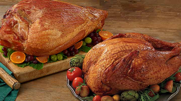 Ham Turkey Combo 12