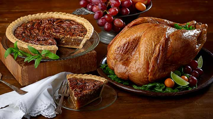 Turkey And Pie Jubilee 7