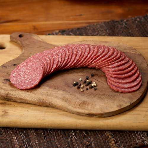Summer Sausage and Salami