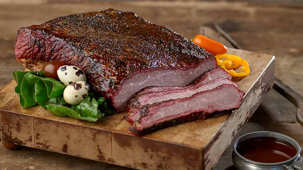 Unconditional Guarantee. For over 73 years, the New Braunfels Smokehouse has stood behind our guarantee that you must be completely satisfied, or we will make it .