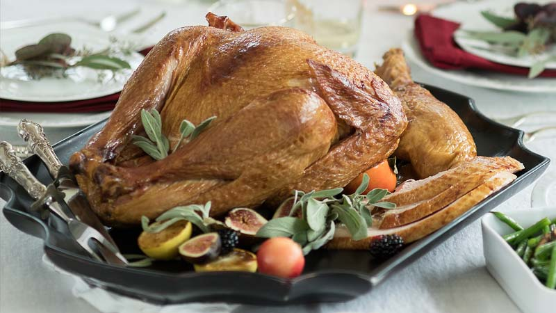 Smokehouse Turkeys and Turkey Breasts