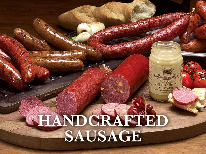 Smokehouse Sausage